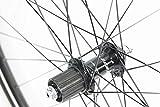 Mavic / Shimano Road Bike Wheel Set Mavic CXP22