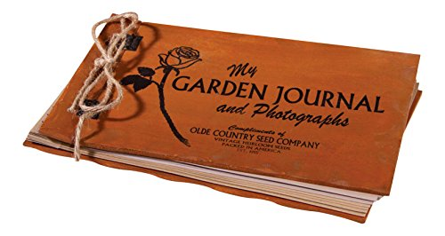 Olde Country Seed Company Advertising Garden Journal Photo Album Wood Covers by Ohio Wholesale