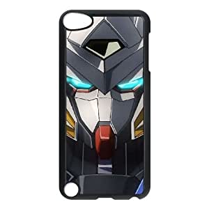 iPod Touch 5 Case Black mobile suit gundam 08 EUA15978063 Cell Phone Cases Clear Hard