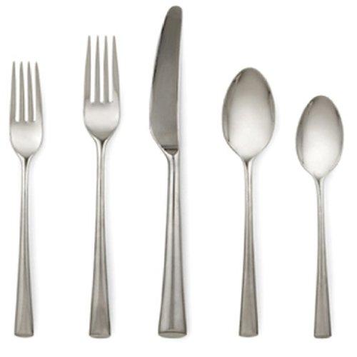 Dansk Bistro Cafe 20-Piece Stainless-Steel Flatware Set, Service for 4 ()