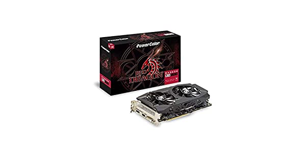 Amazon.com: PowerColor Red Dragon RX 590 8GB: Computers ...
