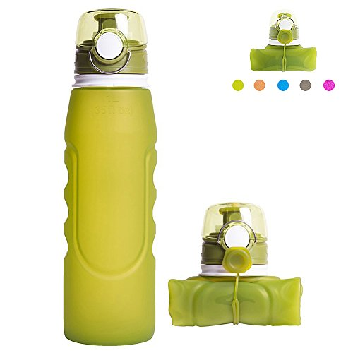 Collapsible Leakproof Portable Reusable Silicone product image