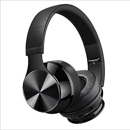 Auriculares Bluetooth Inalámbrico Plegable Tarjeta De ...