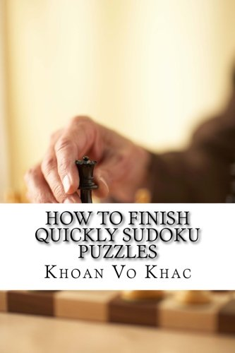 How finish quickly Sudoku Puzzles product image