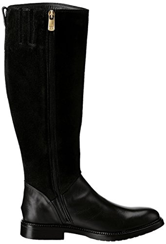 18c Women''s Boots Black H1285olly Hilfiger Tommy wSYnqOaO