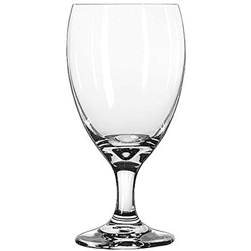 Libbey Glassware 4116SR Tall Ice Tea Glass, 16 oz. (Pack of 24)