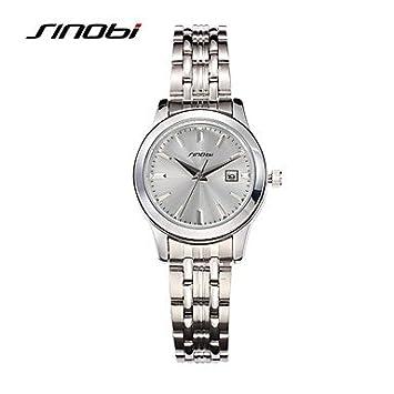 Sports watches Relojes de Hombre Mujer Reloj de Moda Cuarzo Calendario/Resistente al Agua Aleación