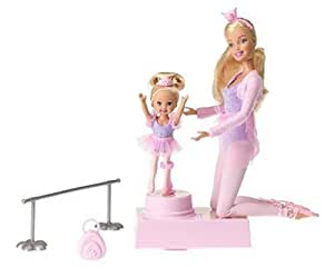 Barbie G8372 - Shelly hermanas bailarina