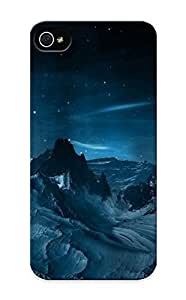 Graceyou XHh19ipod touch4KmfDU Case For Iphone ipod touch4 With Nice Night Sky Appearance