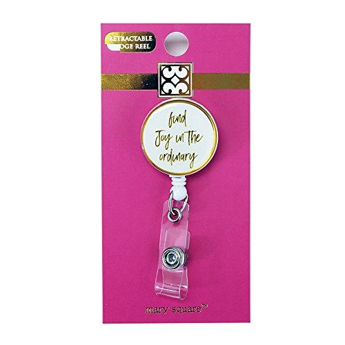 Nurse Badge (Mary Square Find Joy Badge Reel, 1.25