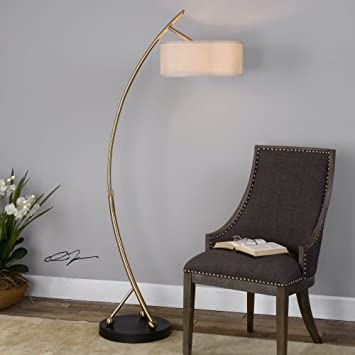 Amazon uttermost vardar floor lamp office products uttermost vardar floor lamp mozeypictures Gallery