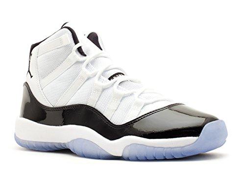 Nike Air Jordan 11 Retro (gs) Concord 2011 Release - 378.038-107
