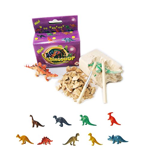 Mini Dinosaur Excavation Kit (Dinosaur Kit)