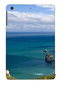 Awesome Design New Zealand Cliffs Hard Case Cover For Ipad Mini/mini 2(gift For Lovers)