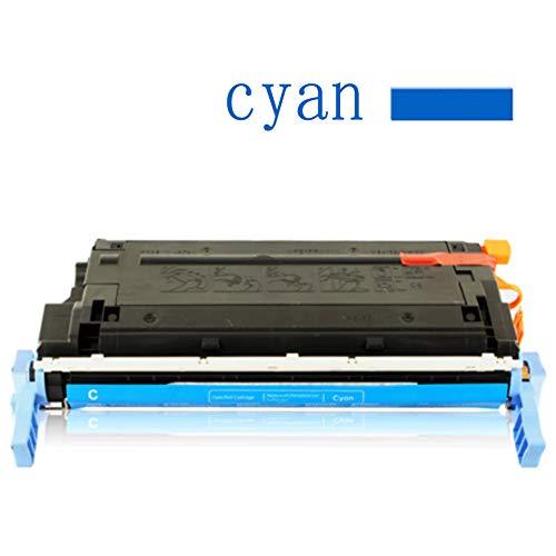 Original Supplies for HP Q7560A Q7561A Q7562A Q7563A for hp Color Laserjet 2700 3000 3000N 3000DN 3000DTN Printer Cartridge Toner Cartridge,Very - Q7561a Print Cyan