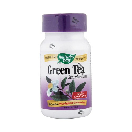 (NATURE'S WAY GREEN TEA EXTRACT, 30 CAP)