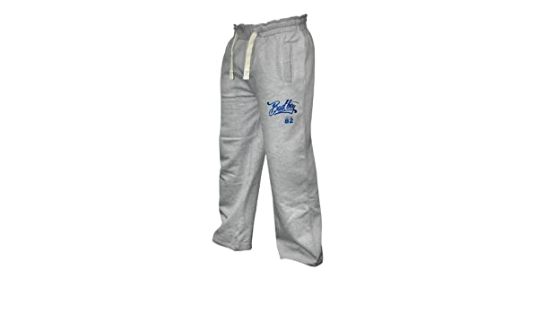 Bad Boy-Pantalones de chándal de algodón para artes marciales ...