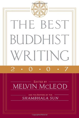 Download The Best Buddhist Writing 2007 pdf epub