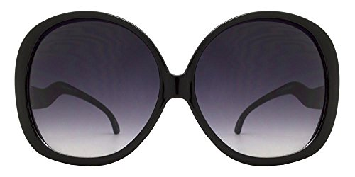 Oval Sunglasses Oversized (Elite - Big Huge Oversized Vintage