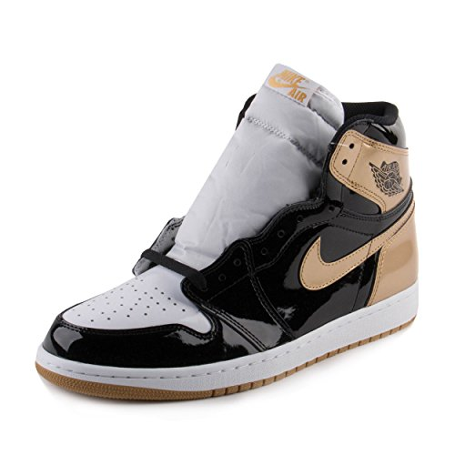 Nike Mens Air Jordan 1 Retro High OG NRG Top 3