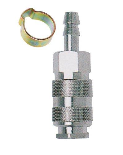 Mecafer 156323 Coupleur cannelé tuyau 8x13