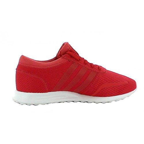 adidas - Zapatillas de nordic walking de Material Sintético para niño Rojo