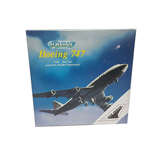 schabak-boeing-747-400-diecast-1250-scale-accurately-detailed-supermodel-850-108-air-india-airplane-
