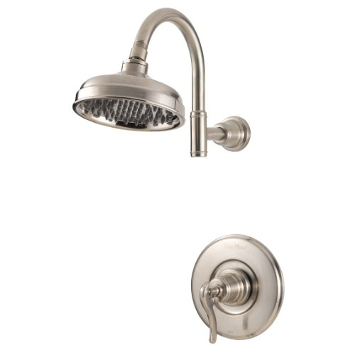 70%OFF Pfister Ashfield 1-Handle Shower Only Trim, Brushed Nickel