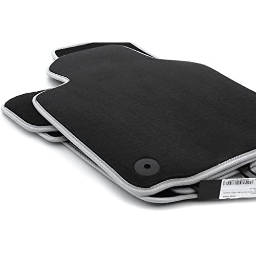 Tapis de sol Audi A4(B8/Tous les)/A5SPORTBACK d'origine qualité Tapis de voiture en velours–S-Line Design