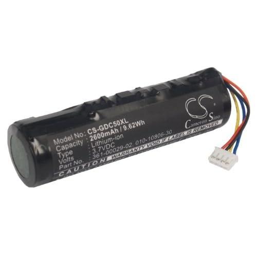New 2600mAh Battery for Garmin DC50, 361-00029-02, DC50 Dog Tracking Collar free shipping