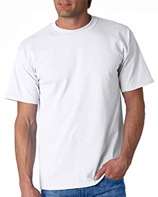 Gildan Adult Ultra Cotton T-Shirt, Dark Chocolate, XXXXX-Large. 2000
