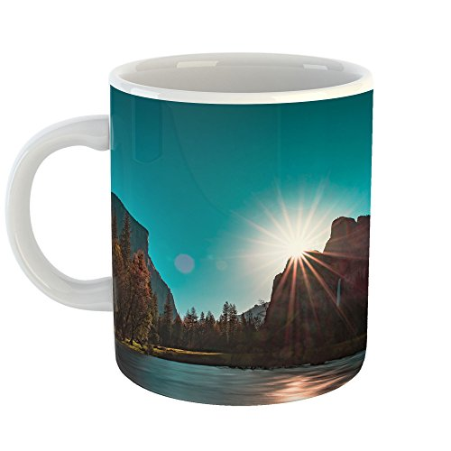 Westlake Art - Solar Inner - 11oz Coffee Cup Mug - Modern Picture Photography Artwork Home Office Birthday Gift - 11 Ounce (0D26-9FE36) by Westlake Art