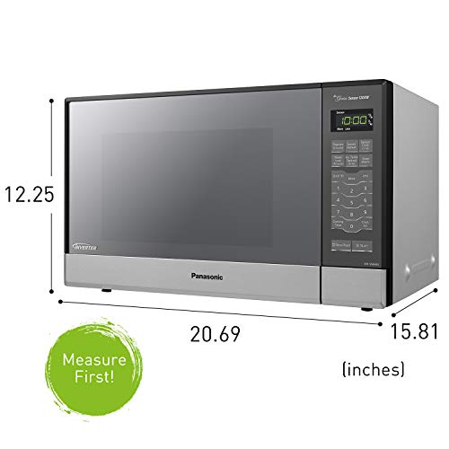 Panasonic Microwave Oven NN-SN686S Stainless image 6