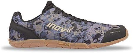 Wide Toe Box Barefoot Minimalist Cross Training Shoes Inov 8 Bare Xf 210 V2 Zero Drop