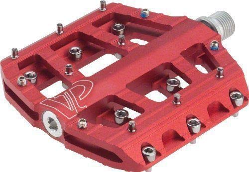 VP Components Vice Downhill or Freeride Pedals (Pack of 2) (9/16-Inch, ()