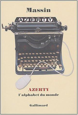En ligne Azerty: L'alphabet du monde pdf, epub