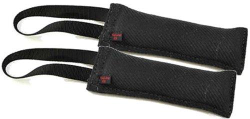 Bundle of 2 French Linen Dog Tug Toy (3