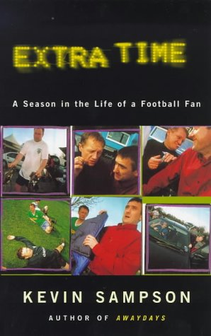 book cover of Extra Time