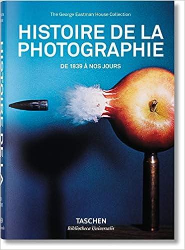 Couverture de  Histoire de la photographie : De 1839 à nos jours