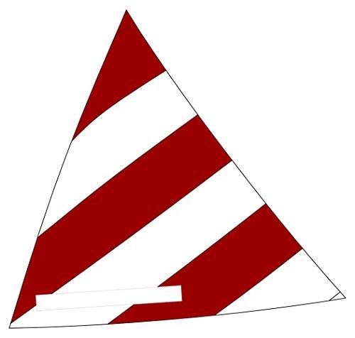 Super Sail for a Sunfish (Red & White) (Sunfish Sail)