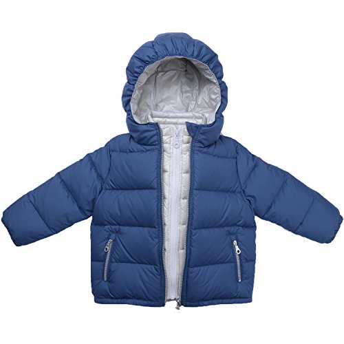 Nanny McPhee Baby Coats Unisex Baby Boys Girls Warm Down Puffer Jackets Kids Winter Outwear 5-12 Months/1-6 Years Old by Nanny McPhee