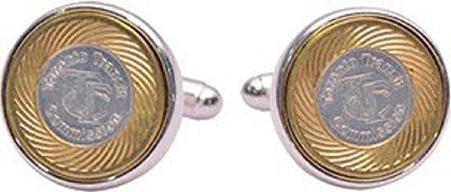Menz Jewelry Accs Toronto Transit Token Cufflinks
