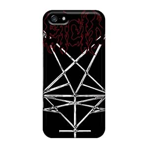 New Arrival Premium 5/5s Case Cover For Iphone (deicide Logo)