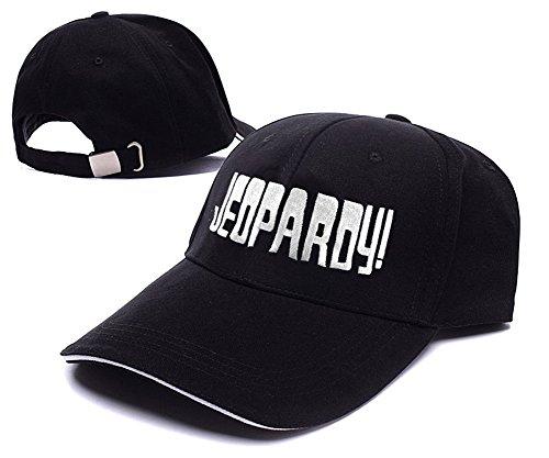 hejiaxin-jeopardy-logo-adjustable-baseball-caps-unisex-snapback-embroidery-hats-black-white