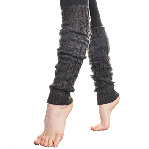 Angelina Cozy Cable Knit Leg Warmer for cheap
