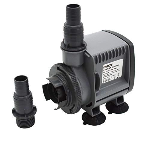 - Sicce SK200 Skimmer Pump w/ Needle Wheel