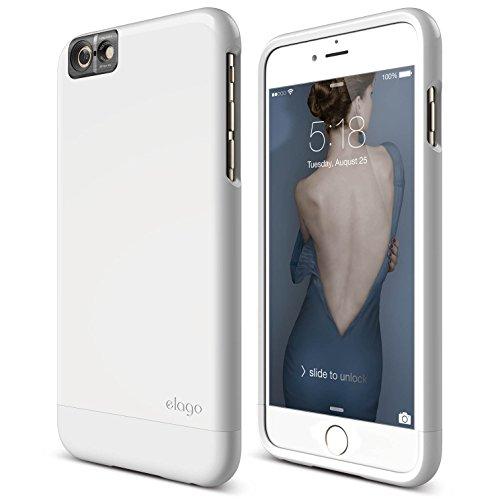 iPhone Plus elago Glide White