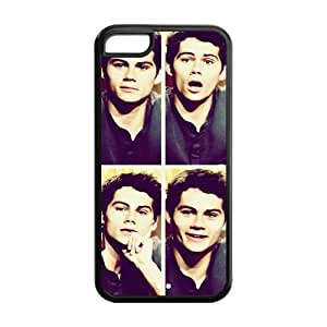 MEIMEIDylan O'Brien Durable TPU Protective Cover Case For iphone 4/4s (Black, White)MEIMEI