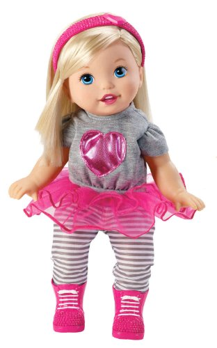 Little Mommy Sweet As Me Pop Princess Doll