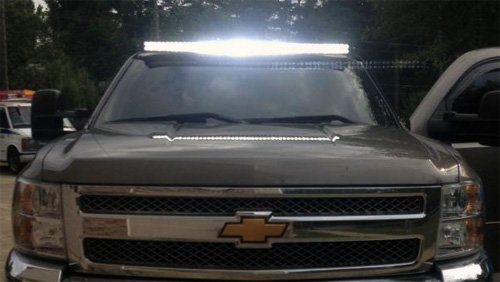 Amazon modifystreet 50 curved off road led light bar amazon modifystreet 50 curved off road led light bar windshield roof top mounting brackets for 07 13 chevy avalanche or 07 13 silverado 1500 or 07 14 aloadofball Choice Image